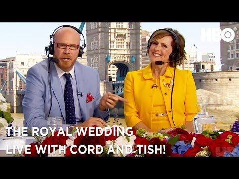 '3 Rules For A Lasting Marriage' | The Royal Wedding Live with Cord & Tish | HBO