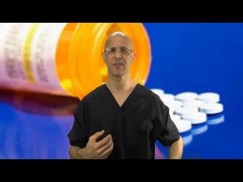 Pain Killers (Medication) Can Make Your Neck & Back Problems Worse - Dr Mandell