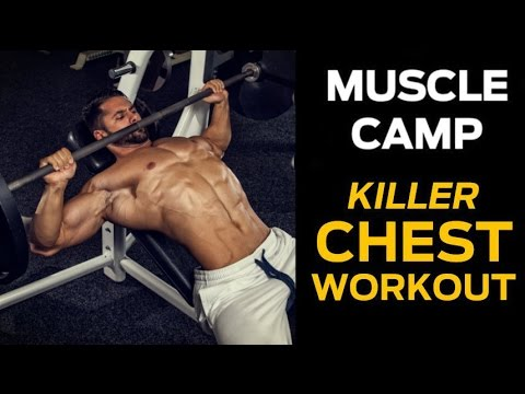 3 Highly Effective Chest Workout Techniques for a Bigger Chest (Killer Chest Workout)