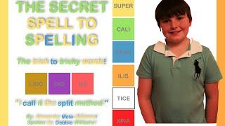 Alex Spelling Supercalifragilisticexpialidocious Forwards Backwards A