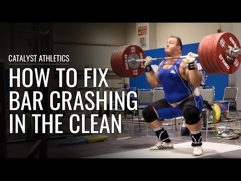 Meeting The Bar in the Clean: Avoid Crashing in the Turnover