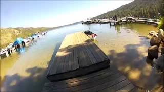Treasure Hunting in a California Mountain Lake, Tackle box, Phantom3 Drone, Old bottles,...More!