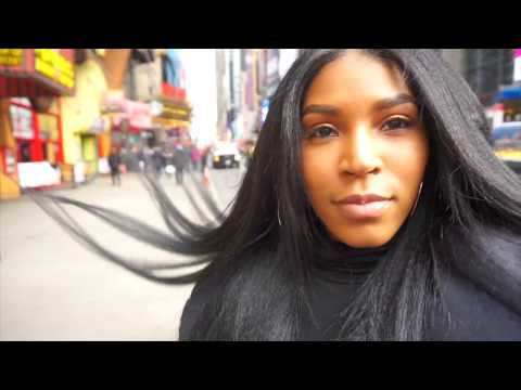 VLOG 4 // My photoshoot + Get ready with me in New york