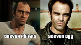 Personajes De GTA San Andreas Parecidos a los de la vida Real | Daikhlo
