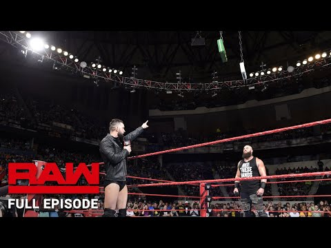 WWE Raw Full Episode, 28 May 2018