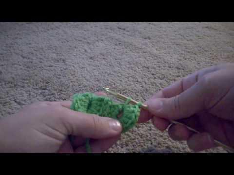 How to Crochet Crocodile Stitch