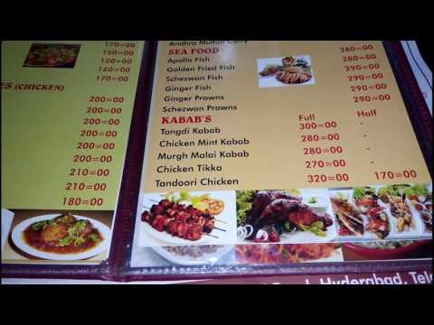 Malgudi Family Restaurant in Miyapur, Hyderabad | Menu | Yellowpages.in