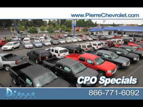 Seattle, WA Buy A Certified PreOwned Chevrolet Colorado