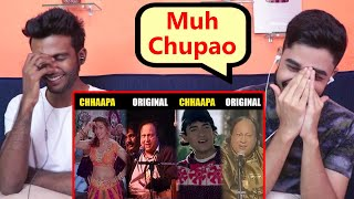 INDIANS react to BOLLYWOOD : World's Biggest CHHAAPA Factory (Part 5)