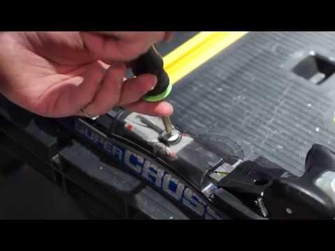 How To: Binding Adjustment
