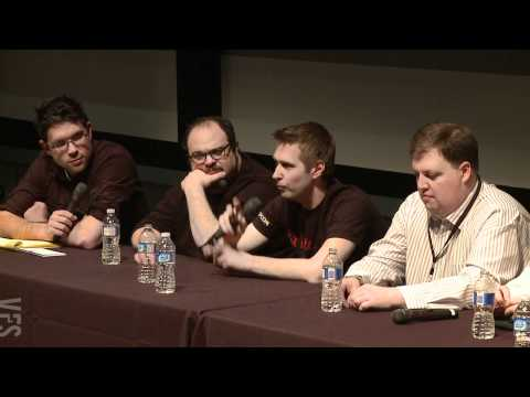 Panel Discussion: The New Face of the Gamer (Part 1 of 2)