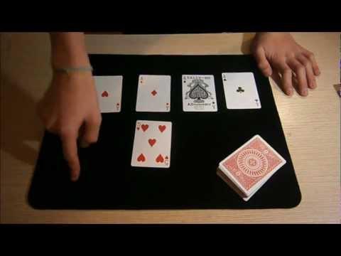 Come fare trucchi con le carte