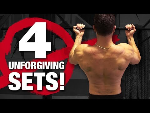 The GET RIPPED Back Workout (MINI ROUTINE MAX GAINS!)