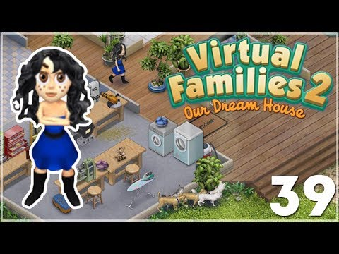 Inheriting a House Full of Cats & Dogs! • Virtual Families 2 - Episode #39