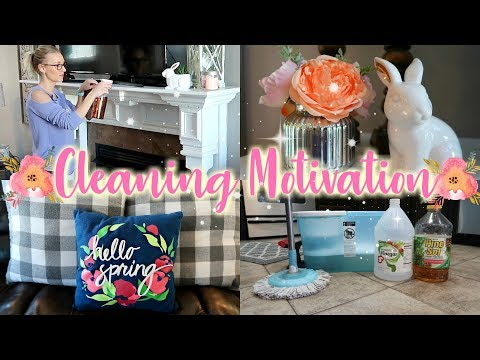 Daily/Weekly Cleaning Routine/Cleaning Motivation/Watch Me Clean Wednesday