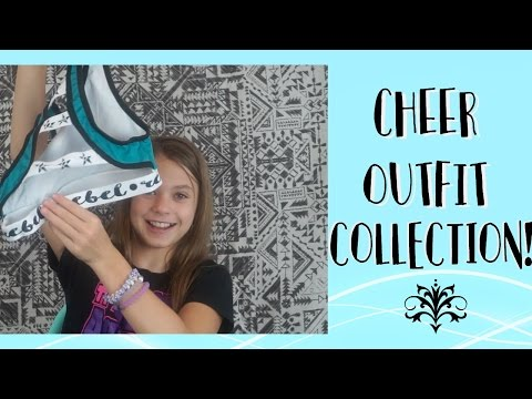 CHEER OUTFIT COLLECTION