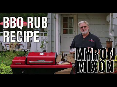 Myron Mixon BBQ Rub Recipe