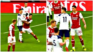 Granit Xhaka - Best Fights for Arsenal