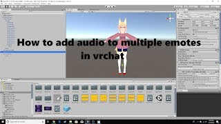 VRChat Tutorial How to add clothes for noobs like myself - PakVim