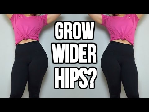 How To Grow Wider Hips? Anatomy 101 Explained
