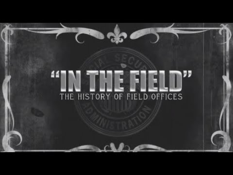 In The Field - Social Security