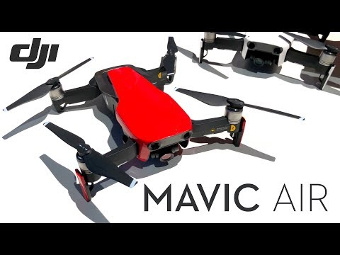 DJI Mavic Air drone: Power that fits in your pocket
