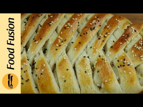 Chicken bread recipe by Food Fusion