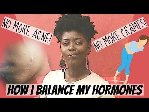 HOW TO STOP MENSTRUAL CRAMPS & ACNE NATURALLY | HEALTH HACKS