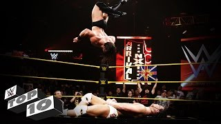 10 Defining NXT TakeOver Moments: WWE Top 10