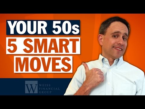 Retirement Planning in Your 50's - Personal Finance Tips For Financial Freedom