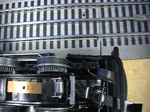 How To Lubricate Lionel Model Train Engine Gear 0 Gauge Multi-Purpose  Video