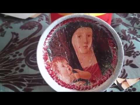 Jar Lid Magnets/Ornaments
