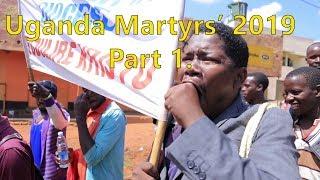 Uganda Martyrs' 2019 Part 1. Taata sam