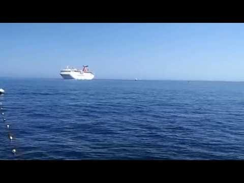 Catalina Island Video Filmed From The Pier HD - STABILIZED