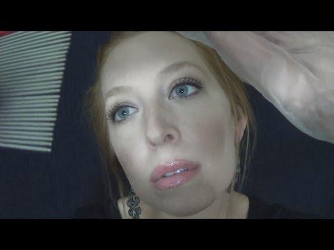 ASMR Scalp Exam and Lice Treatment