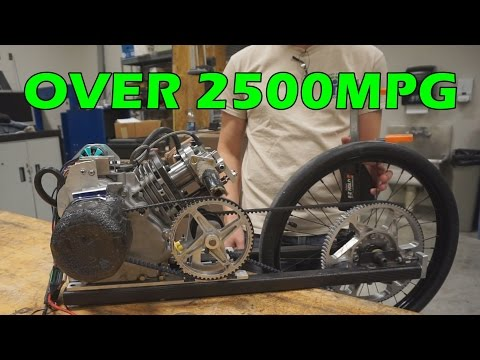 How to Get Over 2500 Miles Per Gallon - Supermileage Club Penn State