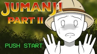 By the way, Can You Survive Jumanji | Part 2 (ft. JoCat)