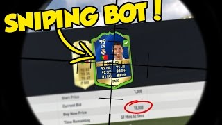*WORKING* FIFA 17 SNIPING BOT!! 😱 💰 🎮 SNIPE ANY PLAYER (FIFA 17 Coin Generator Bot)