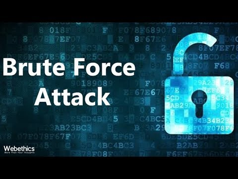 Brute Force Demonstrated   Certified Ethical Hacker   CEH