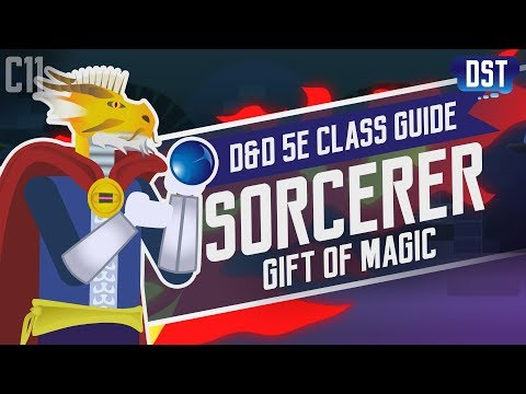 D&D 5e Sorcerer Class Guide ~ Born to be Awesome