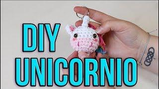 Patrón crochet Unicornio Amigurumi Unicornio pdf tutorial | Etsy | 180x320