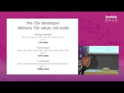 Rob Martin - Teaching functional programming to noobs (Lambda Days 2016)