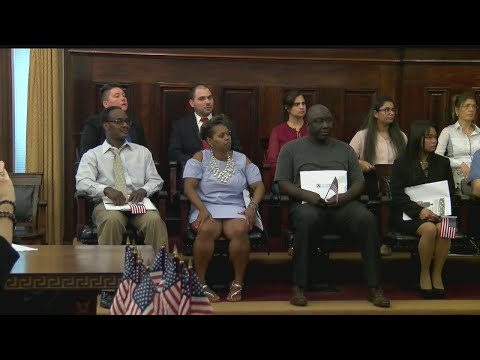 Ceremony in Youngstown completes citizenship for 12 immigrants