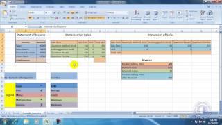 MS Office Excel 2007 Bangla Tutorial 3