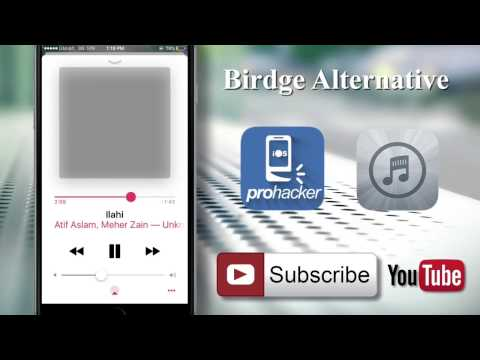 Import Songs to iPhone Music Library iOS 11,10/9/8/7 (Bridge Alternative)
