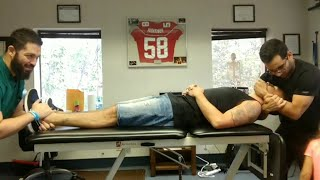 Download Celebrities Get Crazy Spinal Decompression Adjustments! Video