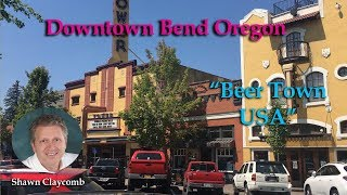 Download Downtown Bend Oregon, Best Place to Live. Video