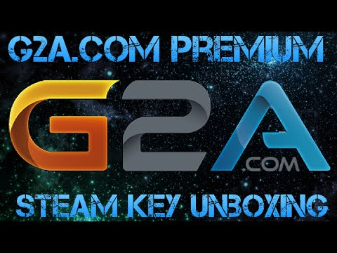 G2A.COM Premium Steam Key UNBOXING |||| ?WORTH THE MONEY!?
