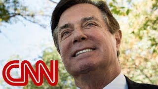Prosecutor: Manafort contacted Russian while on bail