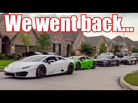 We Went Back to ANGRY KARENS Neighborhood With MORE Cars! (We Didn't Expect THIS!)